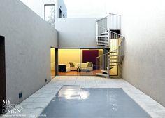 Interior Exterior, Stairs, Loft, Bed, Design, Furniture, Home Decor, Spiral Stair, Model