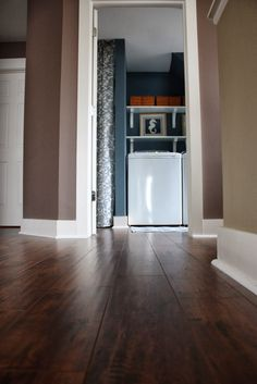 The Yellow Cape Cod Our New Floors Goodbye Carpet Canyon Oak By Sam S