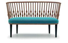 Nub una versión contemporánea de la clásica silla Windsor diseñada por Patricia Urquiola  para @andreuworld http://www.sanchezpla.es/nub-de-andreu-world-sillones-butacas-tronos-y-bancadas-disenadas-por-patricia-urquiola/