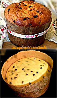 Italian Panettone, Pan Dulce, Christmas Sweets, Mini Desserts, Sweet Bread, Italian Recipes, Sweet Recipes, Bakery, Food And Drink