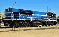 EMD (Electro-Motive Diesel) Diesel-electric Locomotive in Canada, EMD GT46AC International model for South America and Brazil