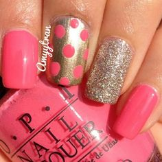 Pink and Sparkly!