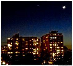 Kitchener at night...