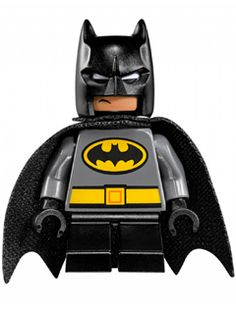 BrickLink - Minifig sh242 : Batman - Short Legs [Super Heroes:Mighty Micros:Batman II] - BrickLink Reference Catalog