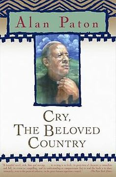 Cry, the Beloved Country by Alan Paton. The story of South Africa, one of Europe's last colonial outposts, and the dual society it created. And thankfully ultimately failed.