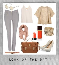 """""""Look Of The Day"""" by jyoti-shridhar on Polyvore"""