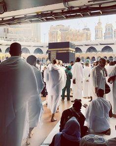 """#Haj_Mubarak #Islamkingdom 🌸🌼🌸""""Rabbanaa aatina fid dunya hasanatan wa fil aakhirati hasanatan wa qina athaban naar."""" [ Source : Abu Dawud.]"""