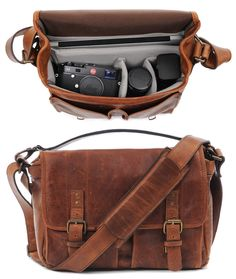 The Ona Prince Street Leather Camera Bag ($389) will be an instant classic in your recipient's life.