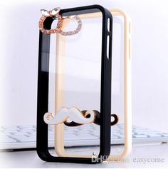 Price: US $ 3.95/piece Buy 2 pcs immediately get 30% discount  Free shipping to Worldwide  For iphone 5S 6 6plus case new transparent glitter moustache mobile phone back defender cases cover Color: black, white ~~~~~~~~~~~~~~~~~~~~~~~~~~~~~~~~~~~~~~~~~~ If you like it, please contact me: Wechat: 575602792  Whats App: 13433256037  E-mail: woxiansul@live.com ~~~~~~~~~~~~~~~~~~~~~~~~~~~~~~~~~~~~~~~~~~ http://www.dhgate.com/product/for-iphone-5s-6-6plus-case-new-transparent/253781321.html