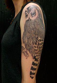 Tattoo by Stephanie Tamez