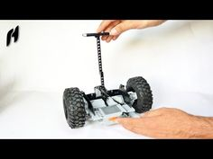 How to Build the Lego Technic Segway (MOC) - YouTube