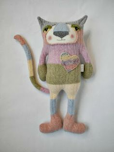 Břichopas about toys: Sweet Poppy Cat