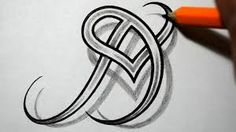 letter j tattoo designs - Google Search