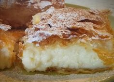 Cookbook Recipes, Cookie Recipes, Dessert Recipes, Desserts, Apple Pie, French Toast, Food And Drink, Pudding, Sweets