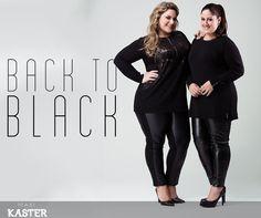Quem disse que preto não pode ser usado em tempos de calor? Preto é básico, sempre vale uma retirada do guarda-roupas, e se é primavera, é só fazer uma produção com tecidos mais leves e pronto, só correr pra rua!