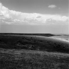 Joe Deal. Approaching Storm, 40th Parallel, Looking West, 2006. Carbon pigment print. 24 x 24 in. © The Estate of Joe Deal, courtesy Robert Mann Gallery.