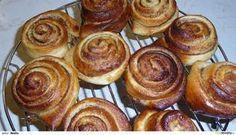 Přidávám do náplně 3 PL medu Doughnut, Nutella, Sausage, Muffin, Food And Drink, Bread, Cooking, Breakfast, Desserts