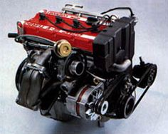 Ford Focus engine    diagram     Ford Focus engine ZetecE 1 82 0 l 16V   Cool typography