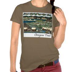 T-Shirt Oregon Trail