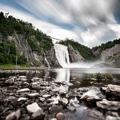 Parc de la Chute-Montmorency - Québec - Canada - Sépaq