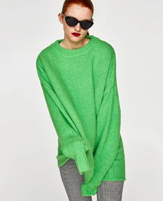 OVERSIZED SWEATER - Available in more colours