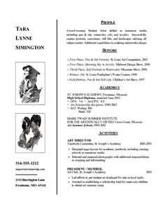 College Application Resume Examples Pleasing Image Result For Undergraduate College Resume Examples  Resume .
