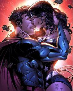 """You are the first and last thing on my mind each and every day""  #supermanwonderwoman #supermanandwonderwoman #superman #clarkkent #Kalel #manofsteel #wonderwoman #dianaprince #dianaofthemyscira #AmazonPrincess #DCcouples #DCComics #powercouple #ultimatepowercouple #lovebirds #supercouple #love #loversandbestfriends #lovers #reallove #truelove #henrycavill #galgadot #relationshipofequals #relationshipgoals #couplegoals #bae by devilzsmile.com #devilzsmile"