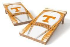 Tennessee Volunteers Single Cornhole Board - Drop
