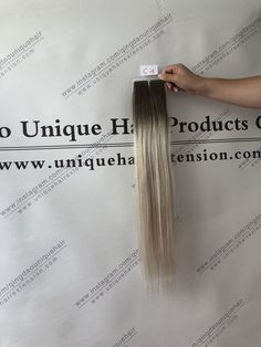 We are human hair extensions factory, produce the best quality human hair extensions with factory price, fast produce, delivery on time, so many fashion color you can choose, ombre color, piano color, ombre with piano color, balayage color,etc also can produce your own color ring, the hair very soft, tangle free no shedding, email order@uniquehairextension.com to get more details. Qingdao Unique Hair Products Co.,Ltd. www.uniquehairextension.com +8613012555505 www.instagram.com/qingdaouniquehair Balayage Color, Ombre Color, Tape In Hair Extensions, Unique Hairstyles, Color Ring, Fashion Colours, Tangled, Qingdao, Good Things