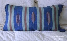 Kilim Rug Turned Pillow
