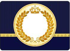 Uau! Veja o que temos para Kit-Festa-Completo-Coroa-de-Principe-Azul-Marinho_64 Sandbox Cover, Kids Sandbox, Certificate Model, Princess Cartoon, Handmade Tags, Baby Cartoon, Baby Scrapbook, Photo Booth Props, Prince Charming