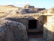 Domus de Janas - Pimentel - Neolitico 3400 - 2700 A. C.