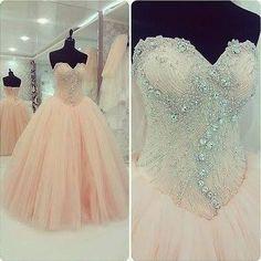 Perfect Transition – Dramatic Quinceanera Dresses for the Big Celebration!   Vowslove.com Blog