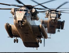 Sikorsky CH-53D Sea Stallion by Jonathan Derden