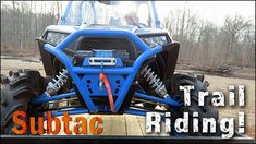Exploring Westpoint Tennessee Trails In The Rzr 1000 High Lifter Part 1