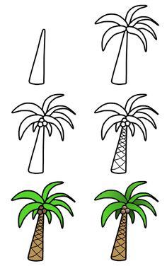 Basit Ağaç Çizimi