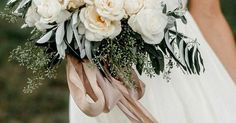 30 Bohemian Wedding Bouquets That Are Totally Chic - https://www.pinterest.com/pin/525584219006576334/?utm_campaign=coschedule&utm_source=pinterest&utm_medium=Russell%20Street