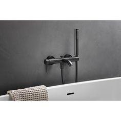 Charcoal, Sink, Bathtub, Meet, Bathroom, Home Decor, Products, Woodwind Instrument, Sink Tops