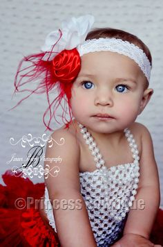 Image detail for -Baby Headbands- Infant Headbands- Baby Girls Headbands at Princess ...