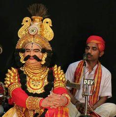 yakshagana chittani - Google Search