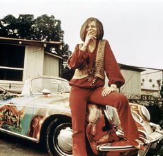 A New Documentary Will Make Janis Joplin Your Fall Fashion Icon