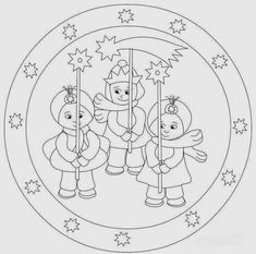 Christmas Coloring Pages, Coloring Pages For Kids, Adult Coloring, Coloring Books, Abc Activities, Christmas Activities, Christmas Printables, Christmas Colors, Christmas Themes