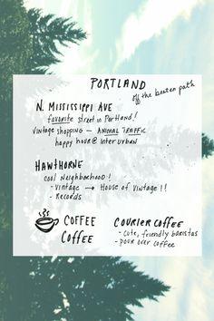 Off The Beaten Path: Portland, Oregon | Free People Blog