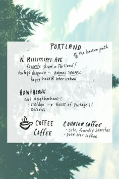 Off The Beaten Path: Portland, Oregon | Free People Blog