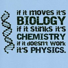 SCieNCe eXpLAiNeD!
