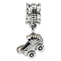 SS Reflections Baby Buggy Dangle Bead for $24.97