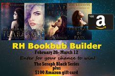 Win a $100 Amazon Giftcard plus an entire book series! https://www.rafflecopter.com/rafl/display/e786c04f3/