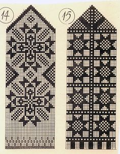 Pattern would be way cool to use Knitted Mittens Pattern, Crochet Mittens, Knitted Gloves, Knit Or Crochet, Knitting Charts, Knitting Stitches, Knitting Patterns, Knit Stranded, Fair Isle Chart