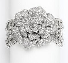 Vintage Encrusted Bracelet