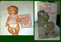 1970's Baby Alive